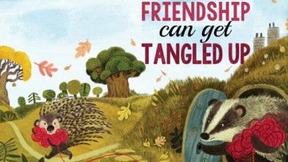 A FRIENDSHIP YARN Book Trailer