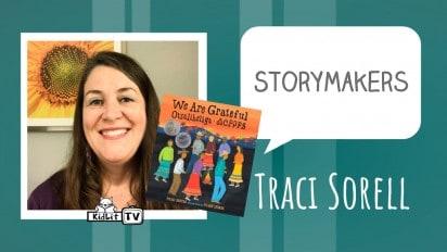 StoryMakers with Traci Sorell WE ARE GRATEFUL: OTSALIHELIGA