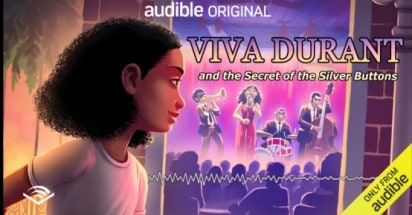 VIVA DURANT AND THE SECRET OF THE SILVER BUTTONS Book Trailer