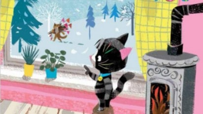 WINTER CATS Book Trailer