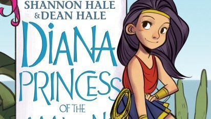 DIANA: PRINCESS OF THE AMAZONS Book Trailer