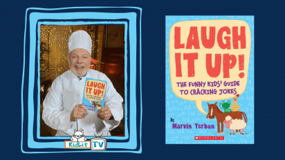 LAUGH IT UP! with Marvin Terban