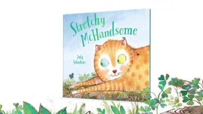 STRETCHY MCHANDSOME Book Trailer