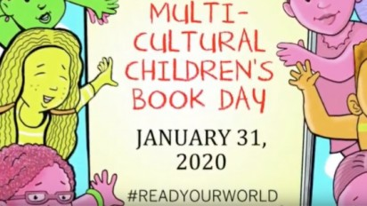 Multicultural Children's Book Day Music Video 2020