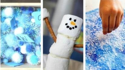 Winter Week For Preschool