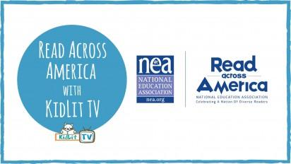 Read Across America with KidLit TV!