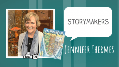 StoryMakers with Jennifer Thermes MANHATTAN