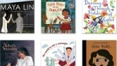 A list of Picture Books About Strong, Independent Female Artists to kick off and celebrate Women's History Month on Pragmatic Mom.