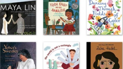 Picture Books About Female Artists