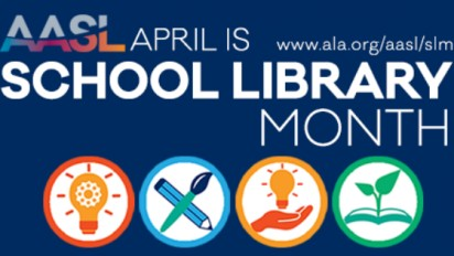 Recognizing School Librarians in April and All Year Long