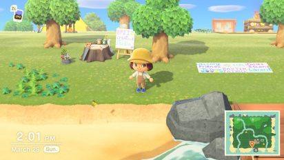 Visit This Library's Virtual Branch in Animal Crossing: New Horizons