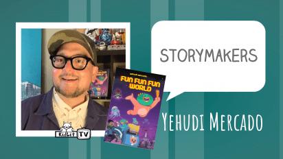 StoryMakers with Yehudi Mercado FUN FUN FUN WORLD