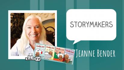 StoryMakers with Jeanne Bender LINDIE LOU