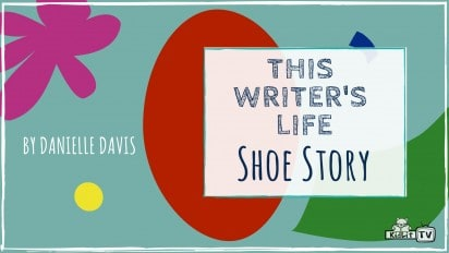 This Writer's Life: Write a Shoe Story!