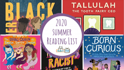 2020 Summer Reading List – Dive in!