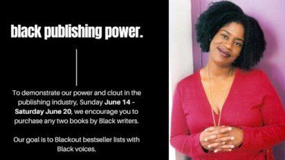 Amistad Books Launches #BlackoutBestsellerList on Social Media