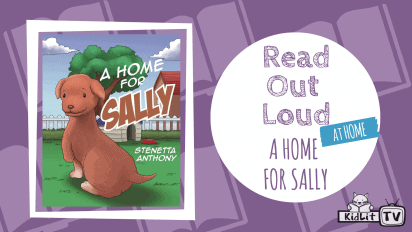 Read Out Loud  A HOME FOR SALLY