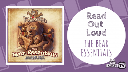 Read Out Loud THE BEAR ESSENTIALS