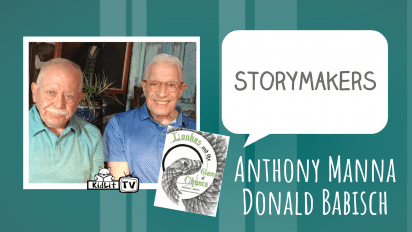 StoryMakers with Anthony Manna & Donald Babisch LOUKAS AND THE GAME OF CHANCE