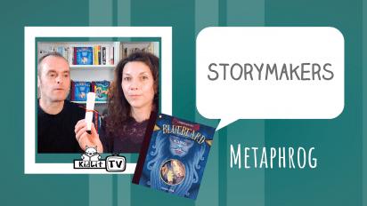 StoryMakers with Metaphrog BLUEBEARD