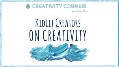 Creativity Corner with Terry Shay — Talking Creativity