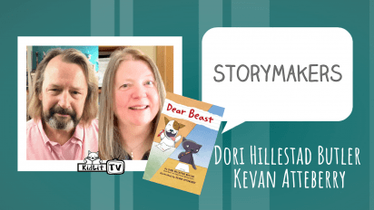 StoryMakers with Dori Hillestad Butler & Kevan Atteberry DEAR BEAST