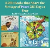 Books that Share the Message of Peace 365 Days a Year