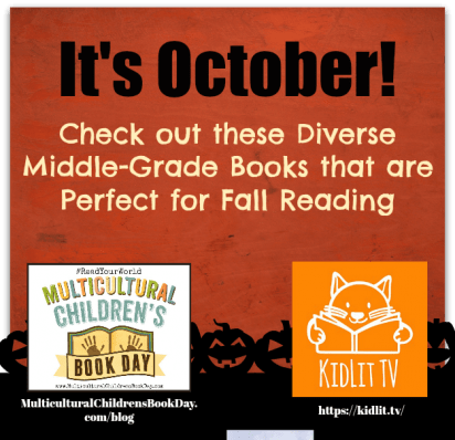 Diverse Middle-Grade Books that are Perfect for Fall Reading