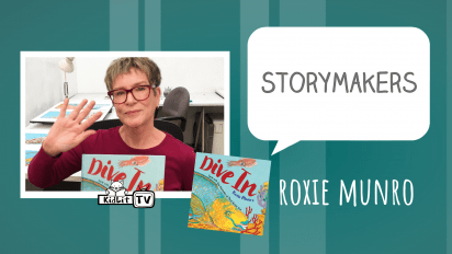 StoryMakers with Roxie Munro DIVE IN