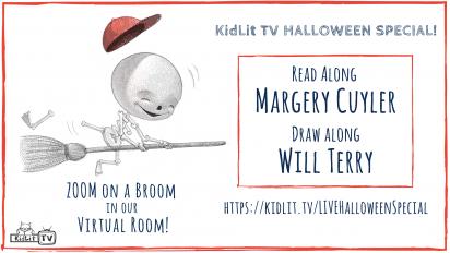 KidLit TV Halloween Special!