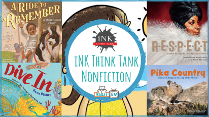 On the Lookout For Kids' Books – iNK Think Tank Nonfiction