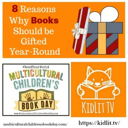 8 Reasons Why Books Should be Gifted Year-Round