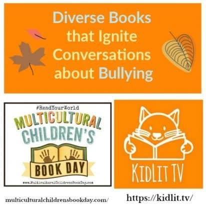 Diverse Books that Ignite Conversations about Bullying