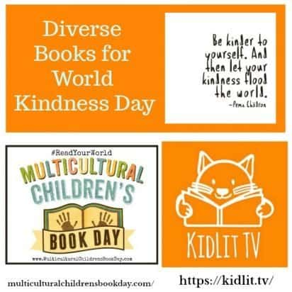 Diverse Books for World Kindness Day
