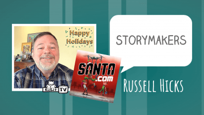 StoryMakers with Russell Hicks SANTA dot com