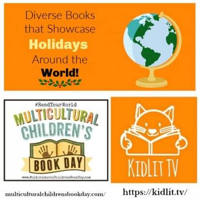 Diverse Books that Showcase Holidays Around the World