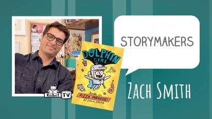 StoryMakers with Zach Smith