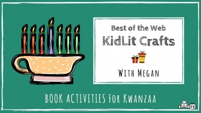 KidLit Crafts and Activities for Kwanzaa!