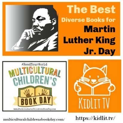 The Best Diverse Books for Martin Luther King Jr. Day