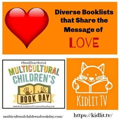Diverse Booklists that Share the Message of LOVE