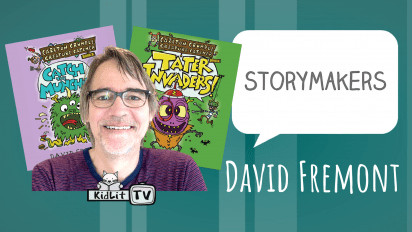 StoryMakers with David Fremont