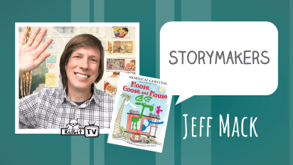 StoryMakers with Jeff Mack
