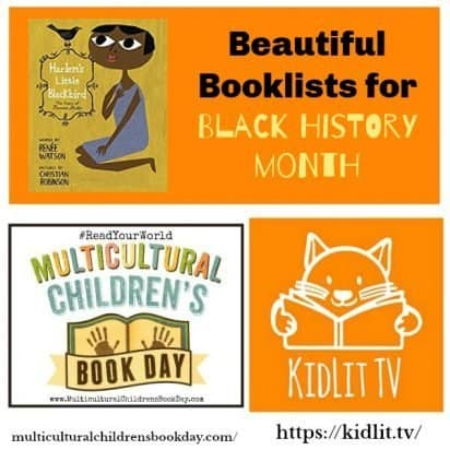 Beautiful Booklists for Black History Month