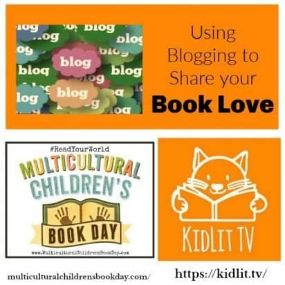 Using Blogging to Share your Book Love