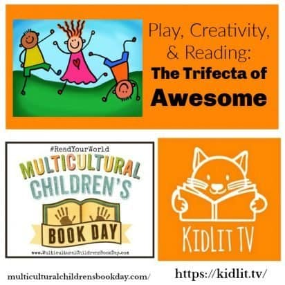 Play, Creativity, and Reading: The Trifecta of Awesome