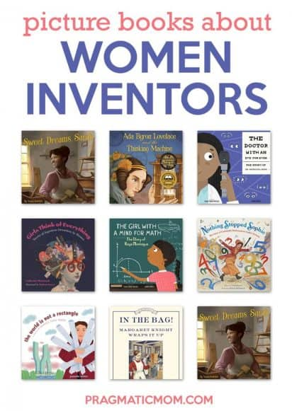 Books about Women's History Month