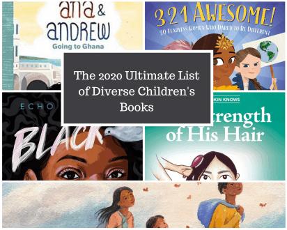 Booklists for International Children's Book Day