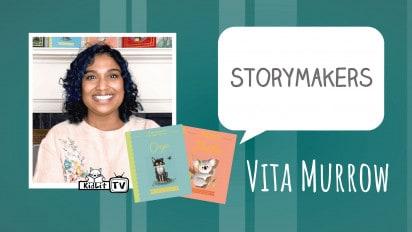 StoryMakers with Vita Murrow   ONYX