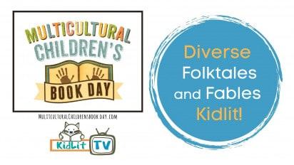 Diverse Folktales and Fables Kidlit