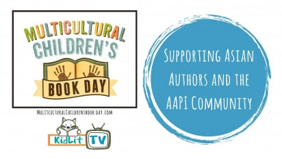 Supporting Asian Authors and the AAPI Community